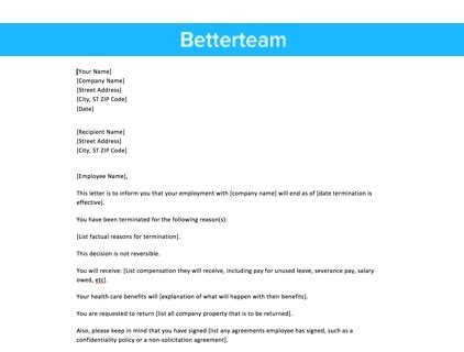 Employer contact information cover letter